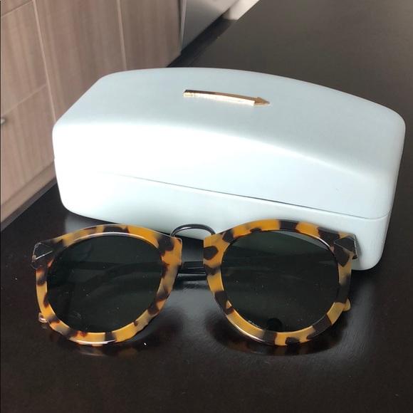52152efed44e Karen Walker Accessories - Karen Walker Harvest 50mm Retro Sunglasses